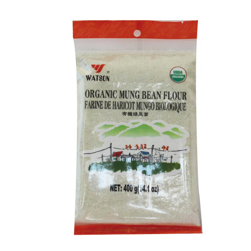 Grocery :: Grains :: Organic Mung Bean Flour 有机绿豆面